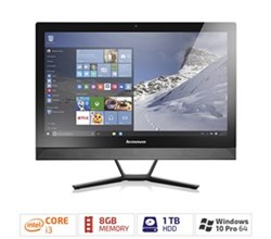 Lenovo All In One PCs lenovo f0aw008uus
