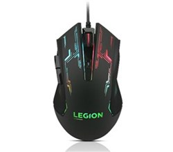 Lenovo Laptop Mice lenovo legion m200 rgb gaming mouse gx30p93886